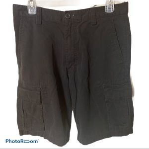 Dockers cargo shorts-black